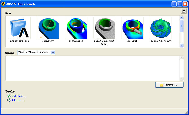 Workbench vs. Traditional ANSYS